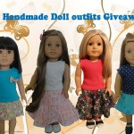 My Homemade Doll Clothes Giveaways