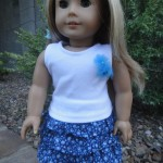 AG Doll Outfit Giveway for July