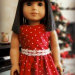 How to Sew Bubble Dress for American Girl Dolls