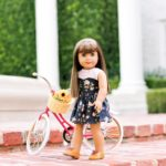How to Sew Sweetheart Dress for your American Girl Dolls – Free Sewing Pattern